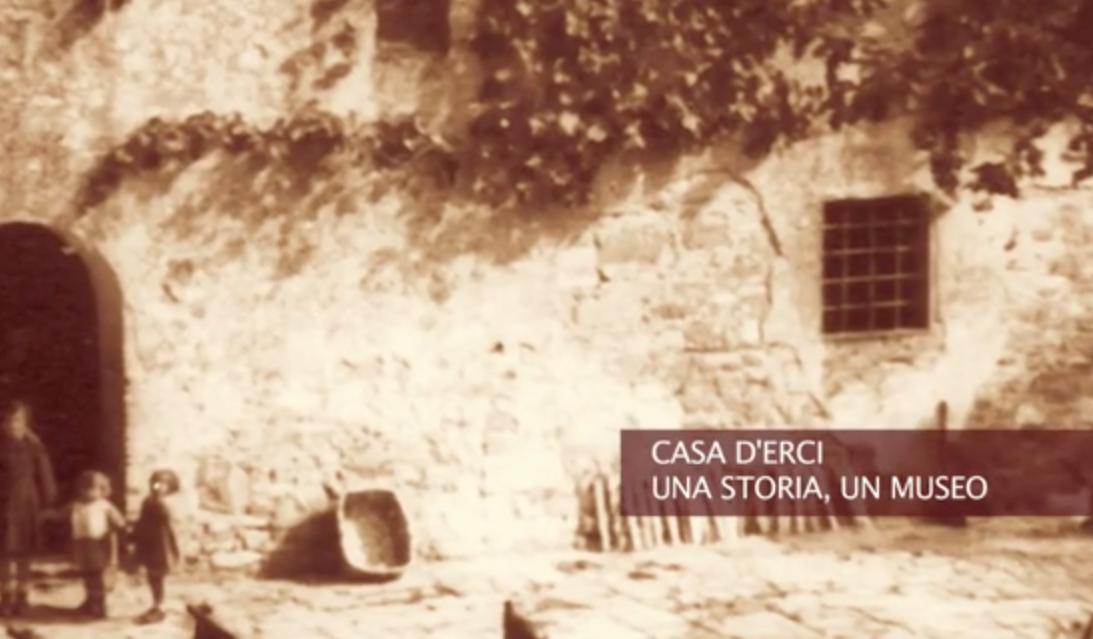 """Un'immagine del Documentario """"Casa d'Erci. Storia di una casa"""""""